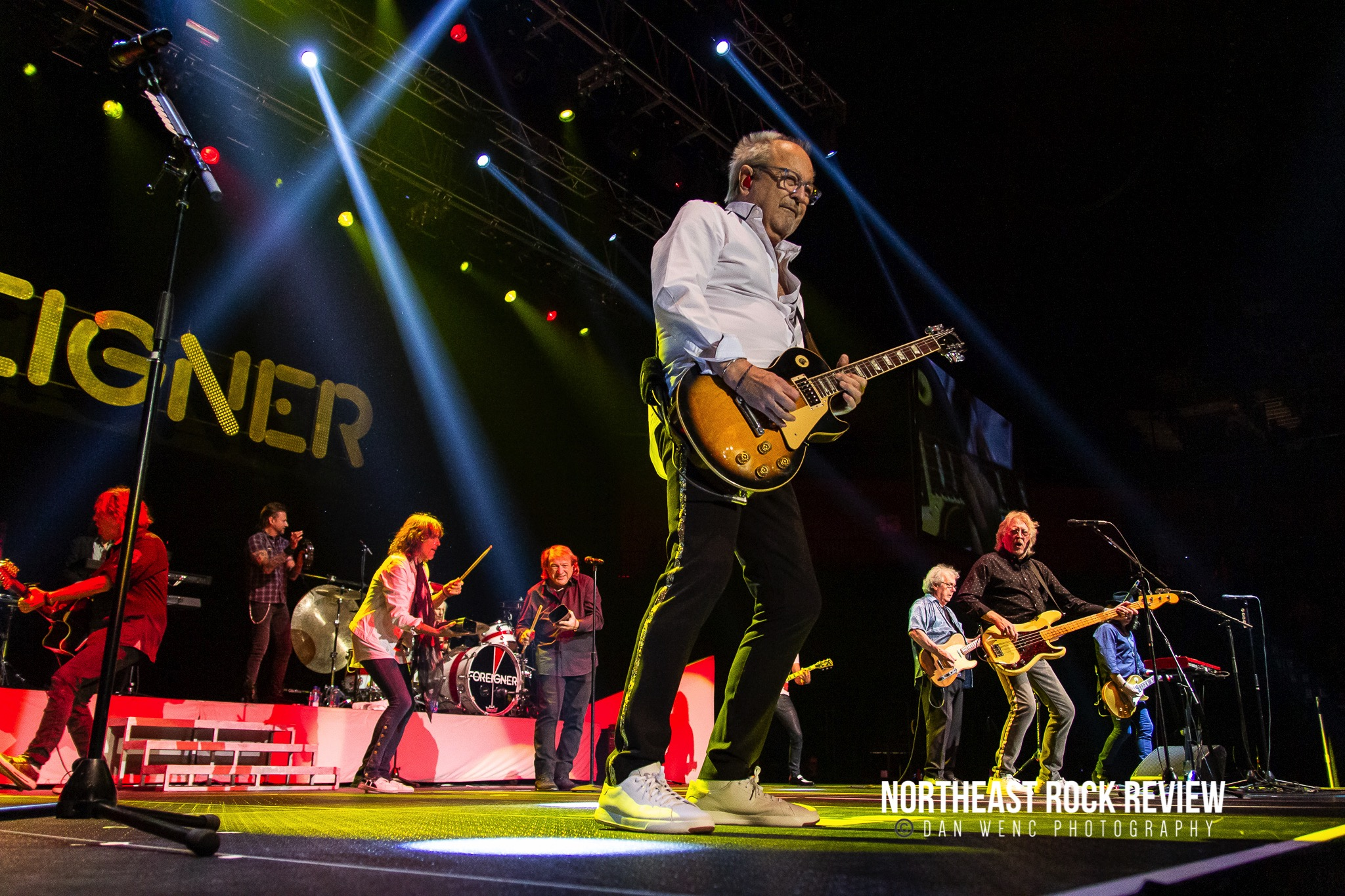 Foreigner Double Vision Tour at Mohegan Sun